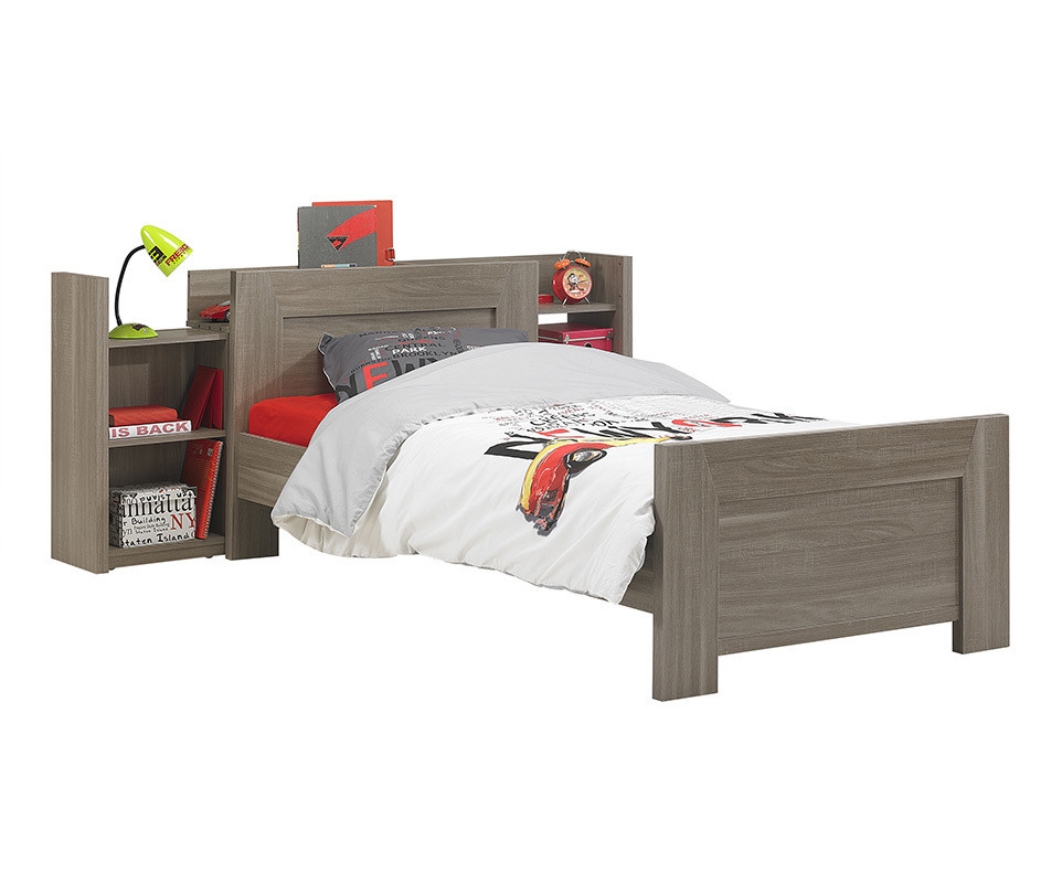 t te de lit enfant auckland ch ne ceris. Black Bedroom Furniture Sets. Home Design Ideas
