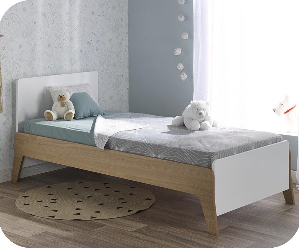 lit et sommier 90x190 latest lit x avec sommier x argent. Black Bedroom Furniture Sets. Home Design Ideas