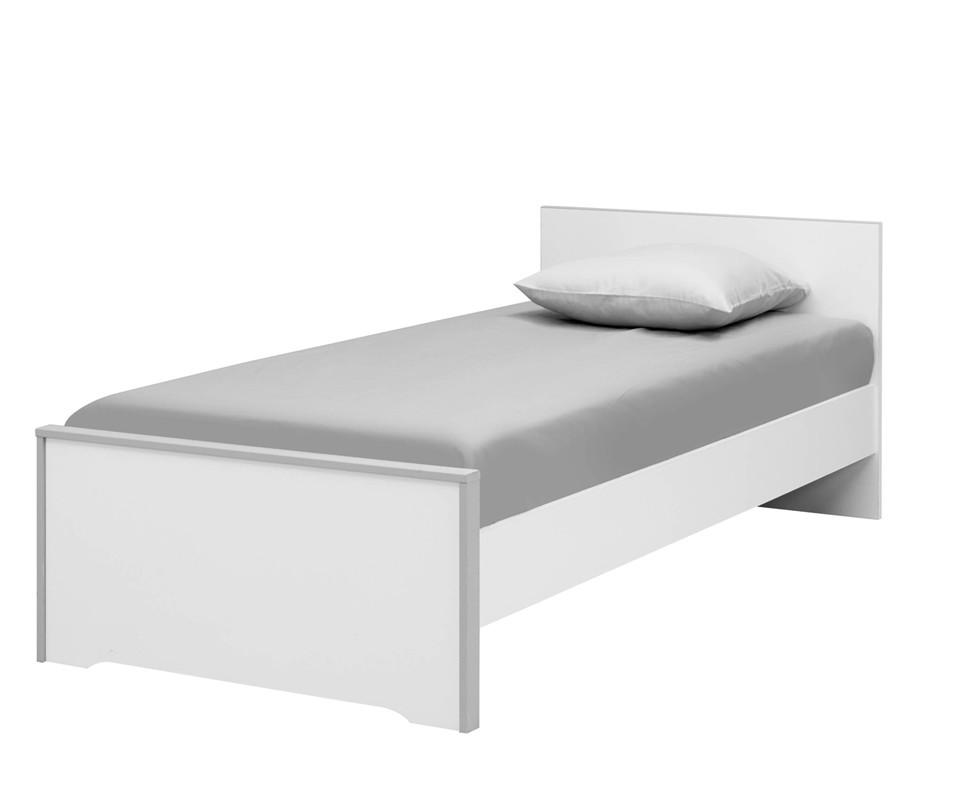 Chambre enfant tim o blanche et grise set de 4 meubles - Chambre timeo ...