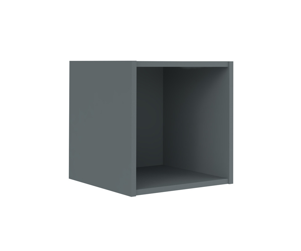case de rangement moov gris anthracite. Black Bedroom Furniture Sets. Home Design Ideas