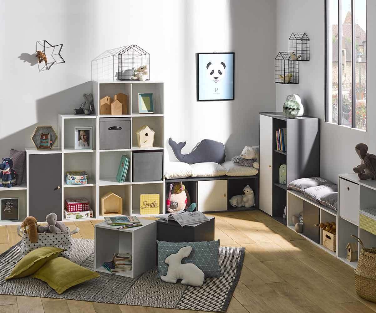 Meuble de rangement moov escalier blanche - Escalier meuble rangement ...
