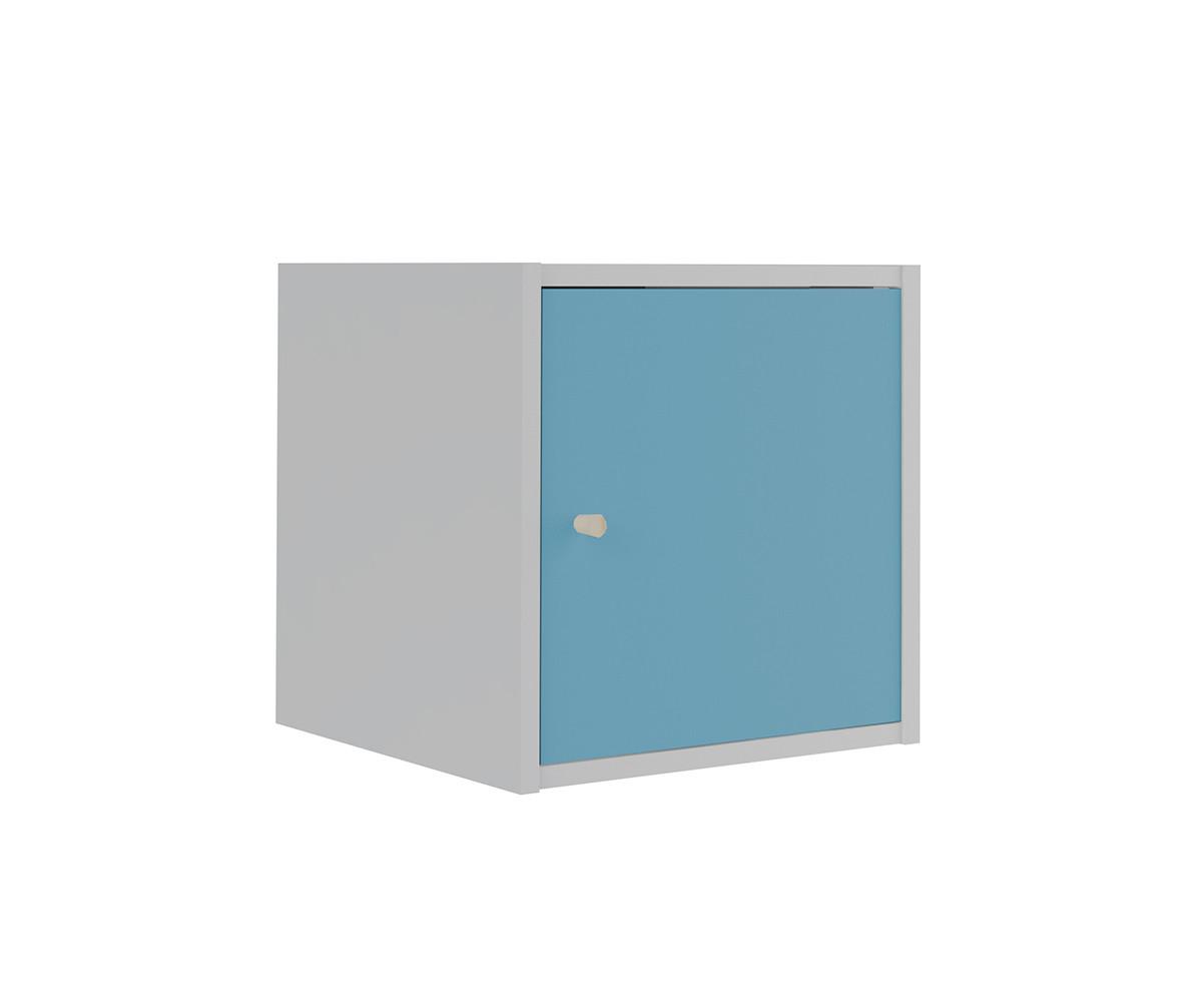 porte 1 case pour cases de rangement moov. Black Bedroom Furniture Sets. Home Design Ideas