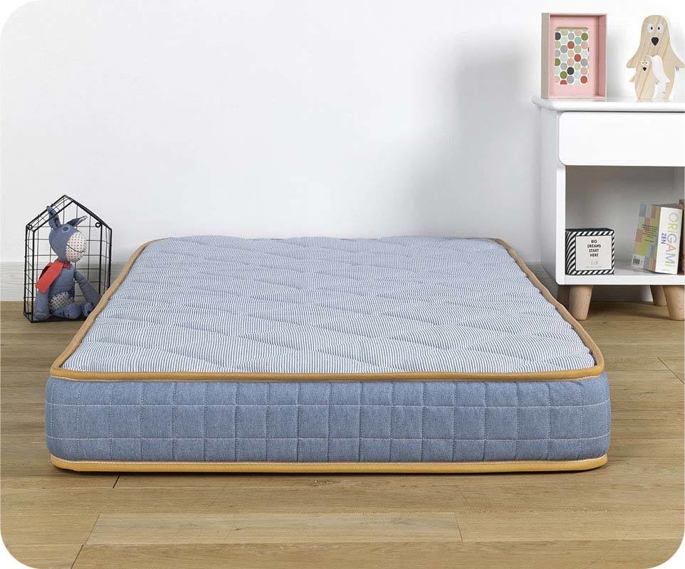 matelas loona pour lit enfant 90x200 cm. Black Bedroom Furniture Sets. Home Design Ideas