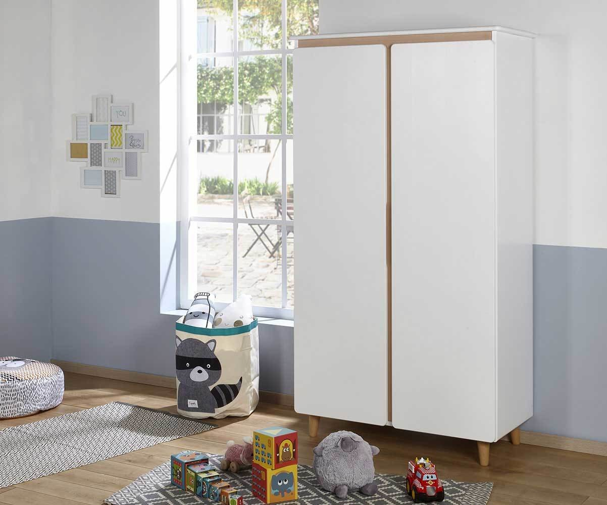 Armoire Enfant Willow Blanche