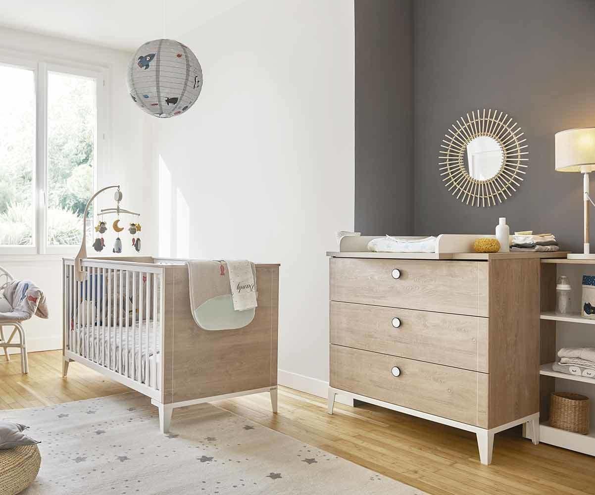 Mini chambre Bébé Rêve, mobilier de fabrication française