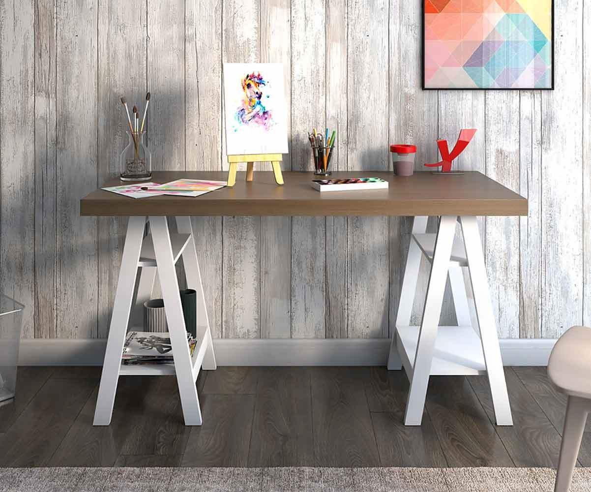 Bureau enfant atelier style industriel meuble en bois de qualité