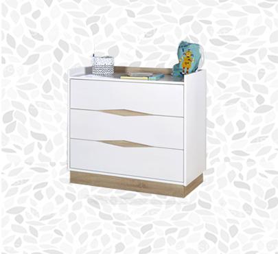 commode enfant en bois pour chambre design de fille et gar on. Black Bedroom Furniture Sets. Home Design Ideas