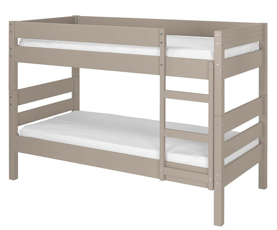 lit superpos enfant 1 2 3 lin 90x190 cm avec sommier gigogne. Black Bedroom Furniture Sets. Home Design Ideas