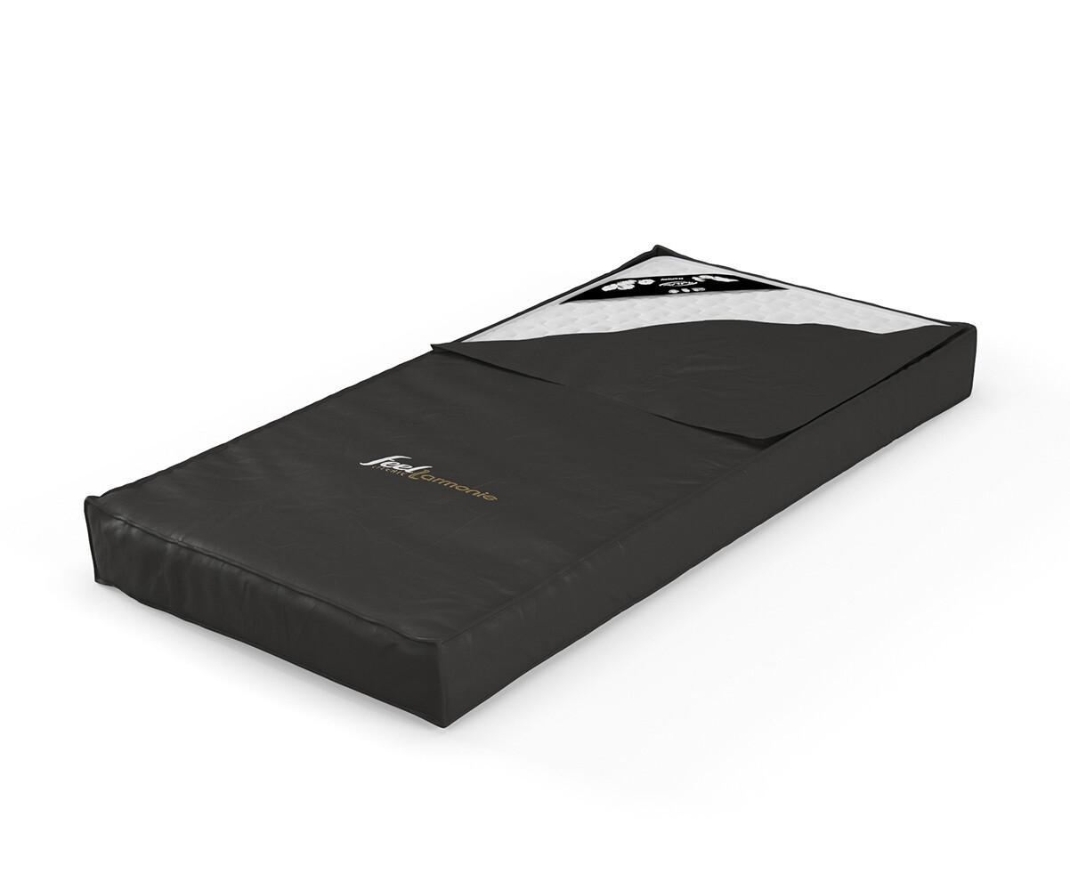 matelas natura airfresh 90 x 190 pour lit enfant superpos mezzanine. Black Bedroom Furniture Sets. Home Design Ideas