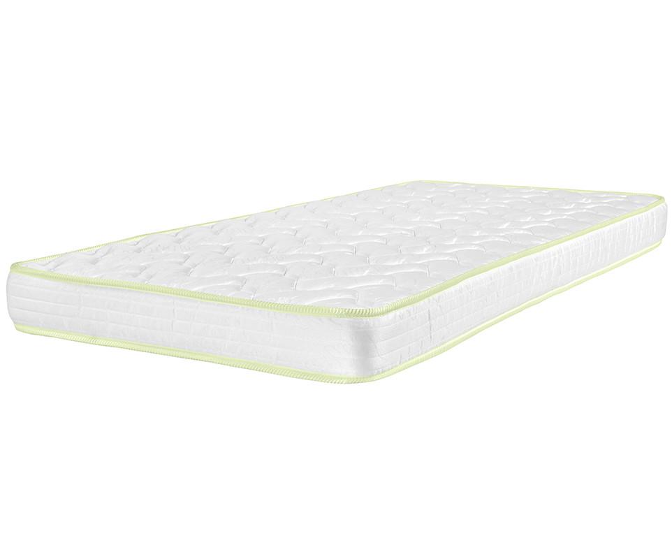 Pack lit mi hauteur enfant wax blanc 90x190 cm avec matelas - Matelas x enfant ...