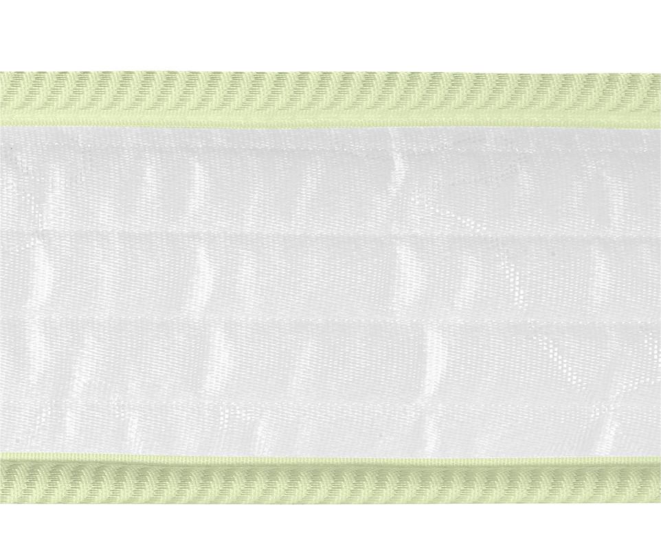 lit enfant wax blanc 90x190 cm avec sommier et matelas. Black Bedroom Furniture Sets. Home Design Ideas