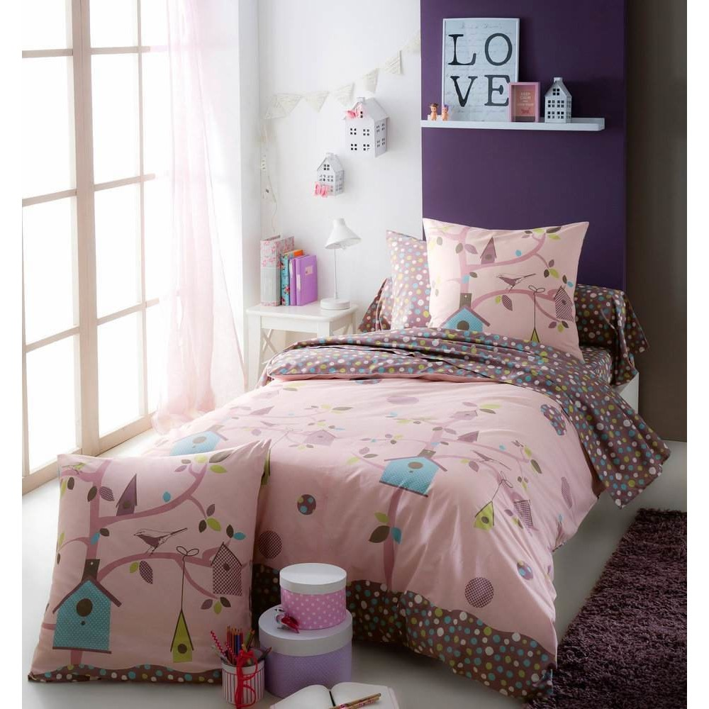 linge de lit enfant pas cher achat linge en promo. Black Bedroom Furniture Sets. Home Design Ideas