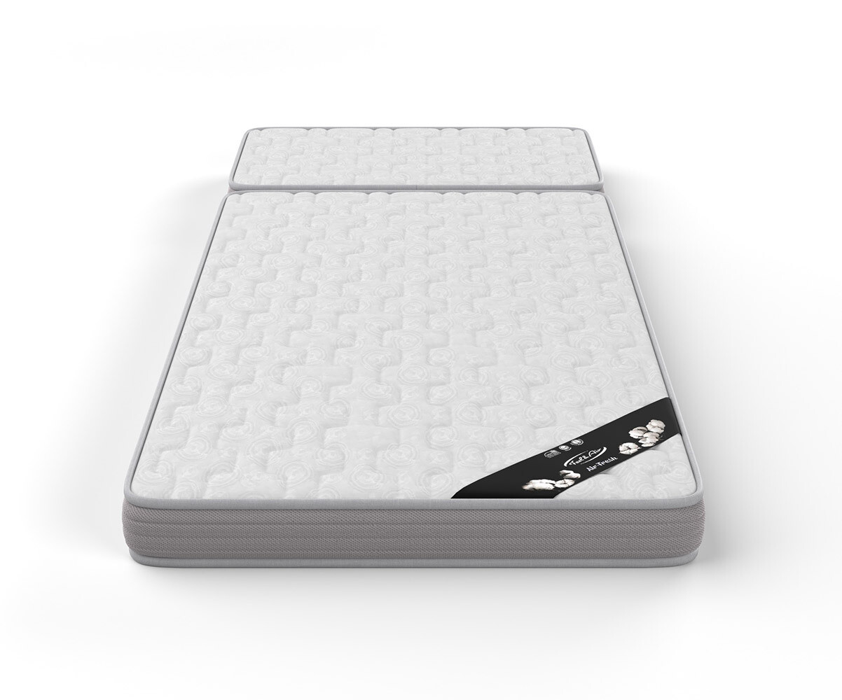 matelas enfant evolutif airfresh 90x140 cm. Black Bedroom Furniture Sets. Home Design Ideas