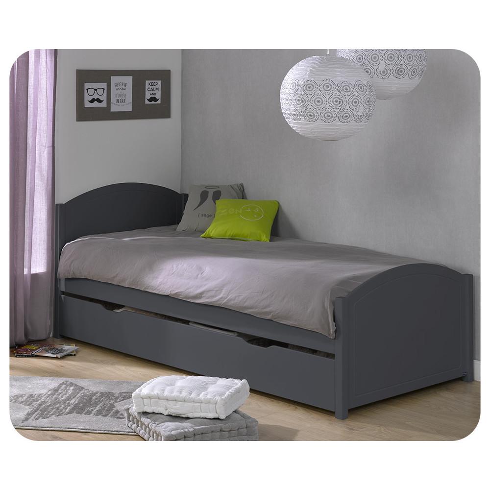 sommier pour lit enfant feel air 90x200 cm. Black Bedroom Furniture Sets. Home Design Ideas