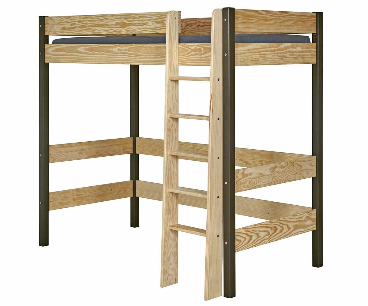lit mezzanine bureau blanc my blog. Black Bedroom Furniture Sets. Home Design Ideas