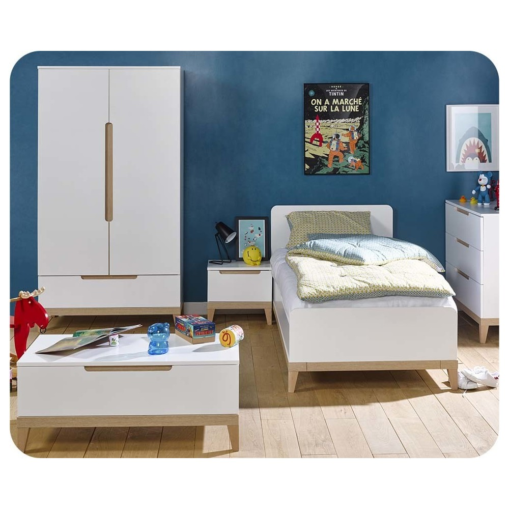 coffre jouet enfant riga mobilier de fabrication fran aise. Black Bedroom Furniture Sets. Home Design Ideas