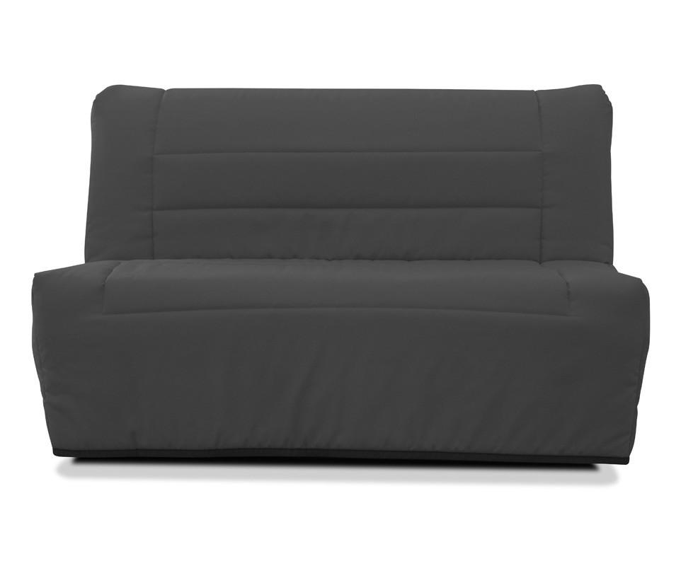 banquette bz lina gris anthracite chambre et mobilier. Black Bedroom Furniture Sets. Home Design Ideas