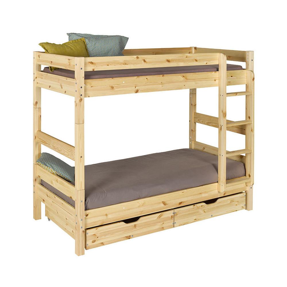 lit superpos enfant pas cher achat mobilier en promo. Black Bedroom Furniture Sets. Home Design Ideas