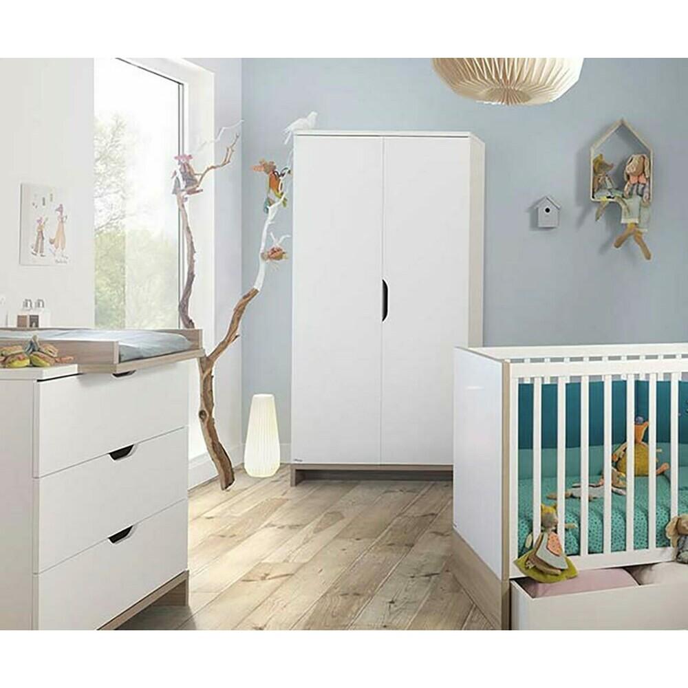 armoire b b pas cher achat mobilier en promo. Black Bedroom Furniture Sets. Home Design Ideas