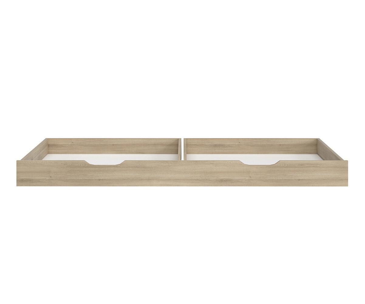 tiroir de lit b b volutif lili bois pour lit combin. Black Bedroom Furniture Sets. Home Design Ideas