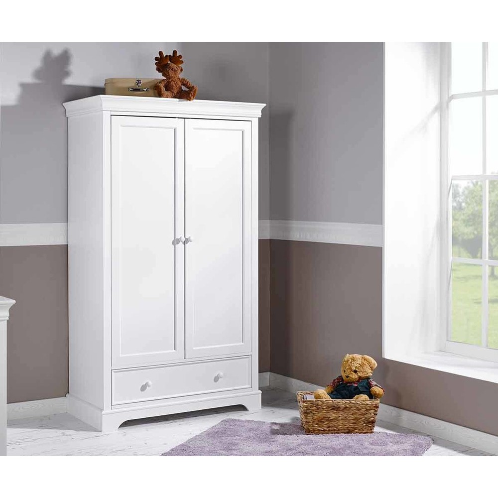 Armoire en bois pour chambre enfants - Armoire encastrable pour chambre ...