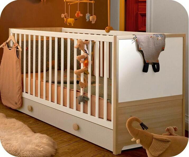 lit b b pas cher achat mobilier en promo. Black Bedroom Furniture Sets. Home Design Ideas