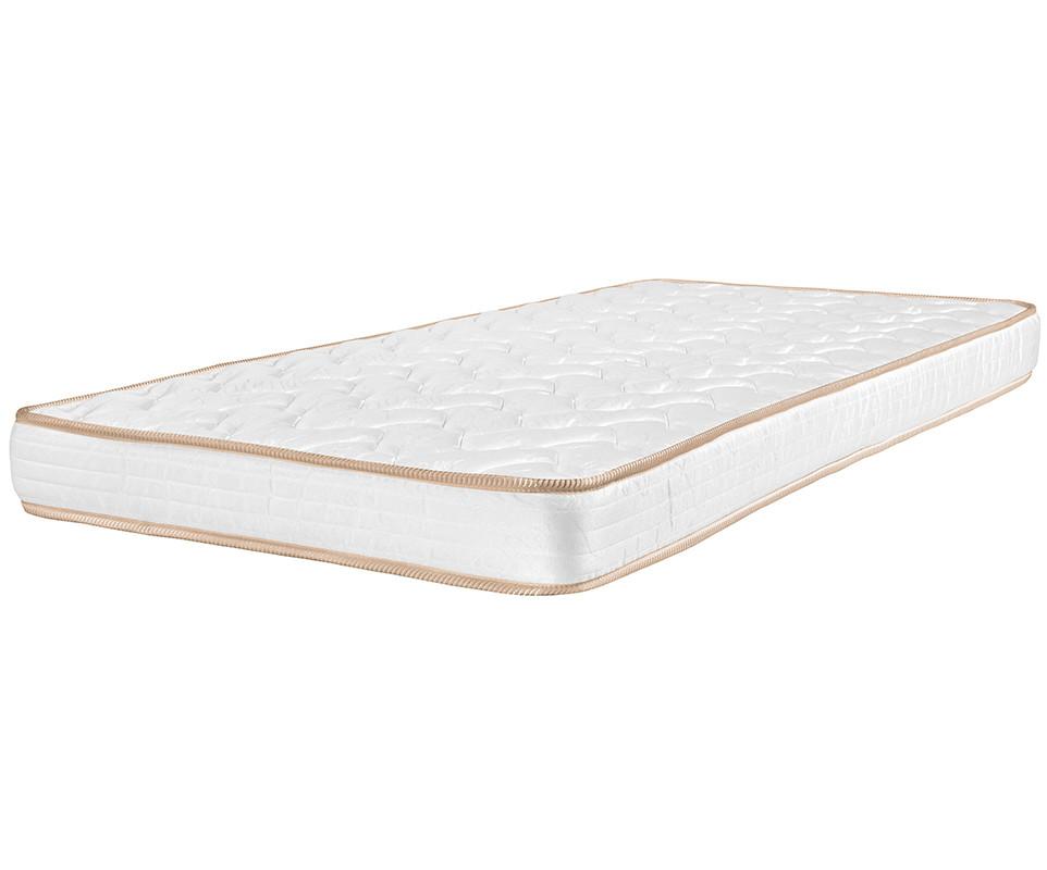 pack lit enfant il o blanc et bois 90x200 cm avec sommier et matelas. Black Bedroom Furniture Sets. Home Design Ideas
