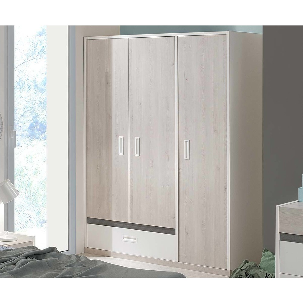 armoire enfant pas cher achat mobilier en promo. Black Bedroom Furniture Sets. Home Design Ideas