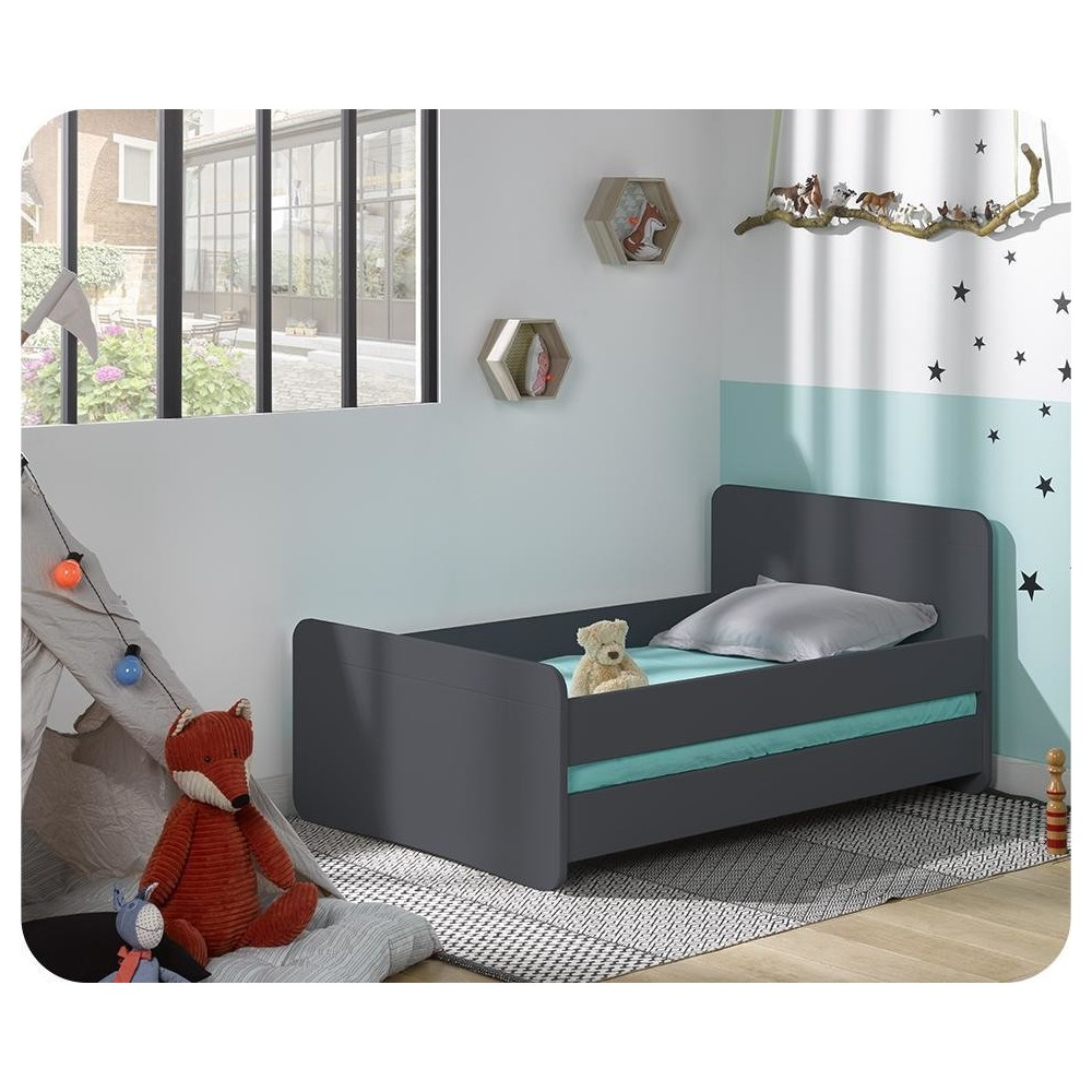 lit volutif enfant pas cher achat mobilier en promo. Black Bedroom Furniture Sets. Home Design Ideas