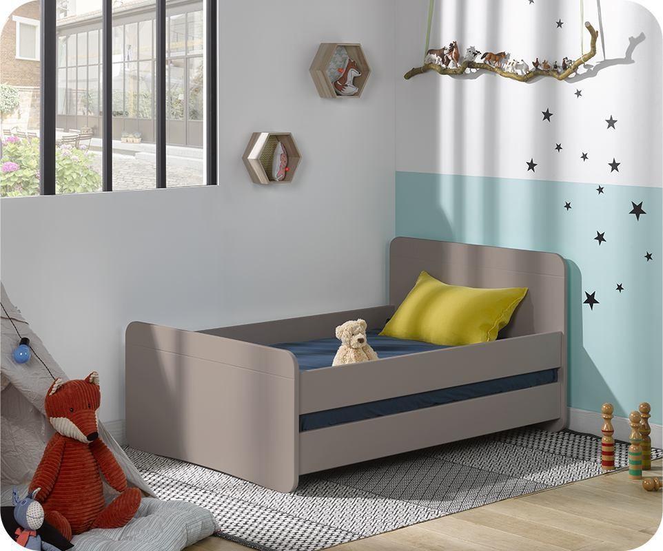 lit enfant volutif willow lin. Black Bedroom Furniture Sets. Home Design Ideas