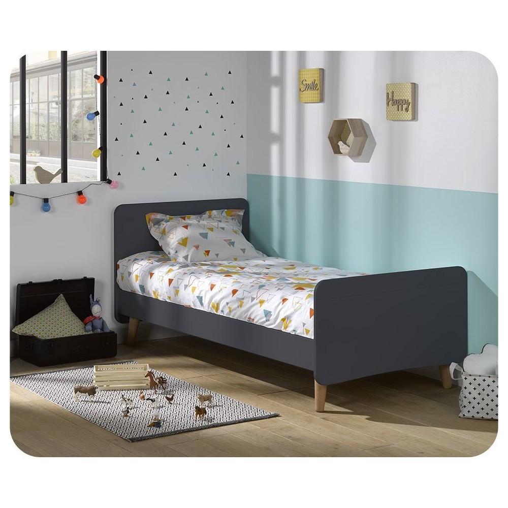 lit enfant bois massif achat lit enfant fabrication fran aise. Black Bedroom Furniture Sets. Home Design Ideas