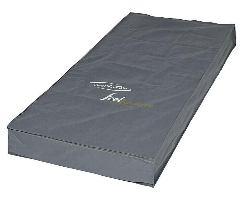 pack lit enfant sleep 39 in gris anthracite 90x200 cm avec. Black Bedroom Furniture Sets. Home Design Ideas