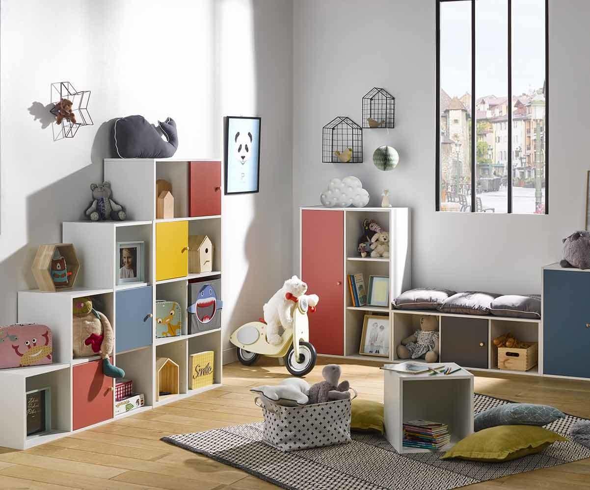 case de rangement moov blanche. Black Bedroom Furniture Sets. Home Design Ideas