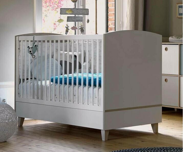 lit b b volutif perle mobilier pour filles ou gar ons. Black Bedroom Furniture Sets. Home Design Ideas