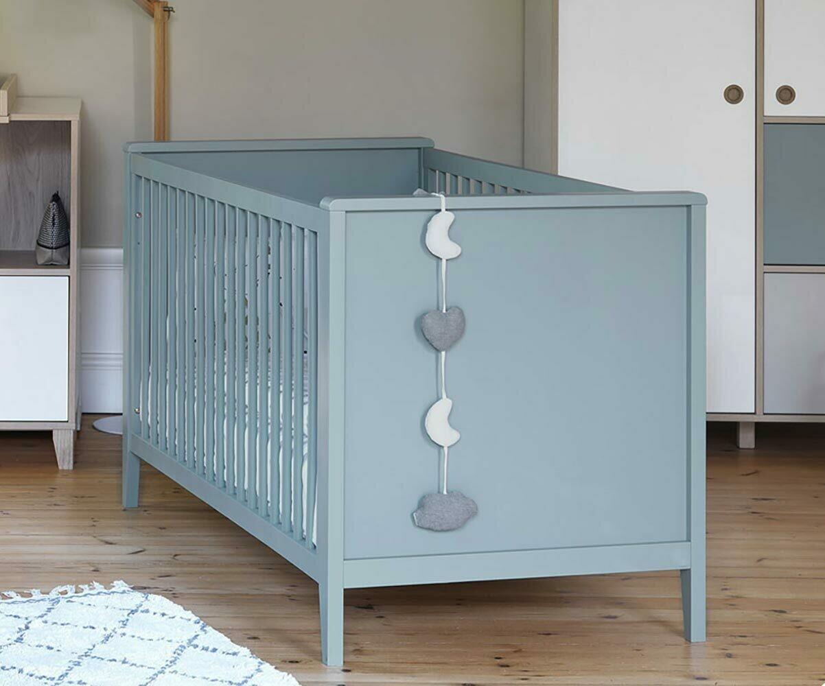 mini chambre b233b233 perle bleu aqua