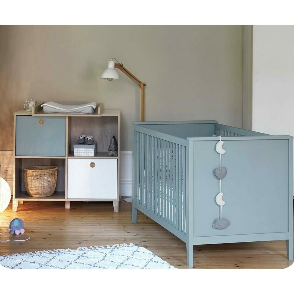 Chambre bébé complète et écologique