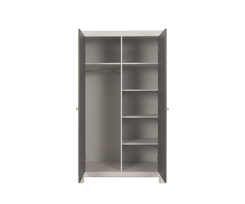 armoire cocoon deux portes pour chambre b b. Black Bedroom Furniture Sets. Home Design Ideas