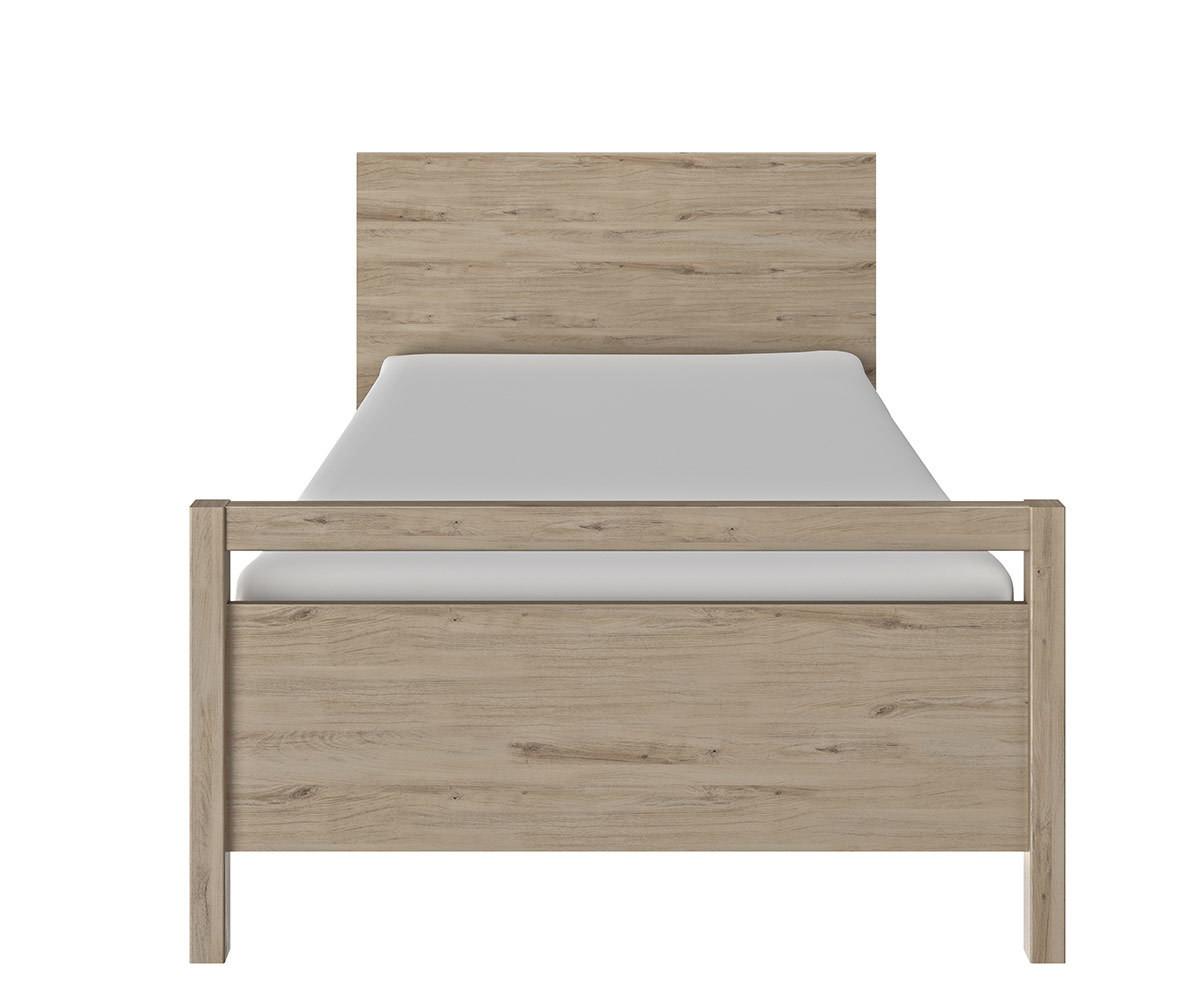lit enfant soa avec sommier et matelas mobilier fran ais pour filles et gar ons. Black Bedroom Furniture Sets. Home Design Ideas