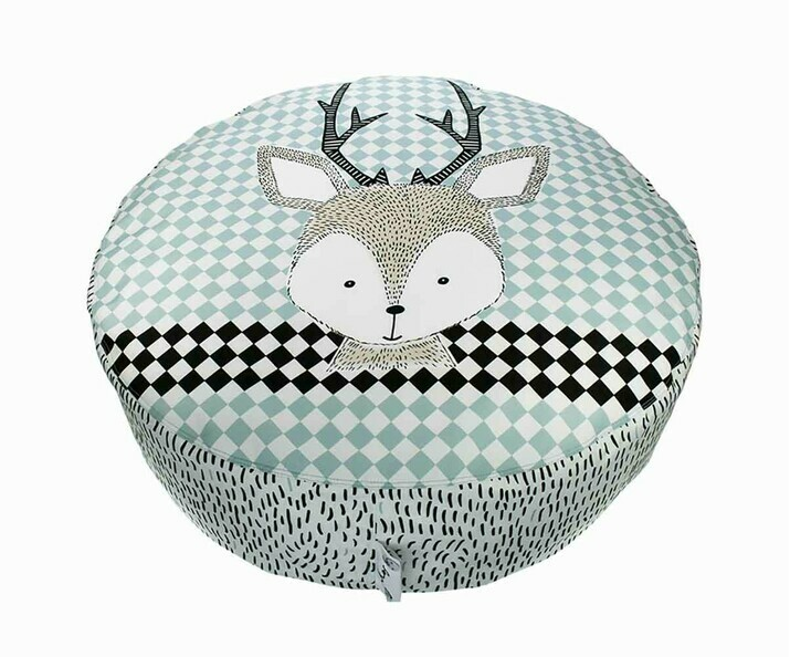 Pouf Enfant Déhoussable My Deer