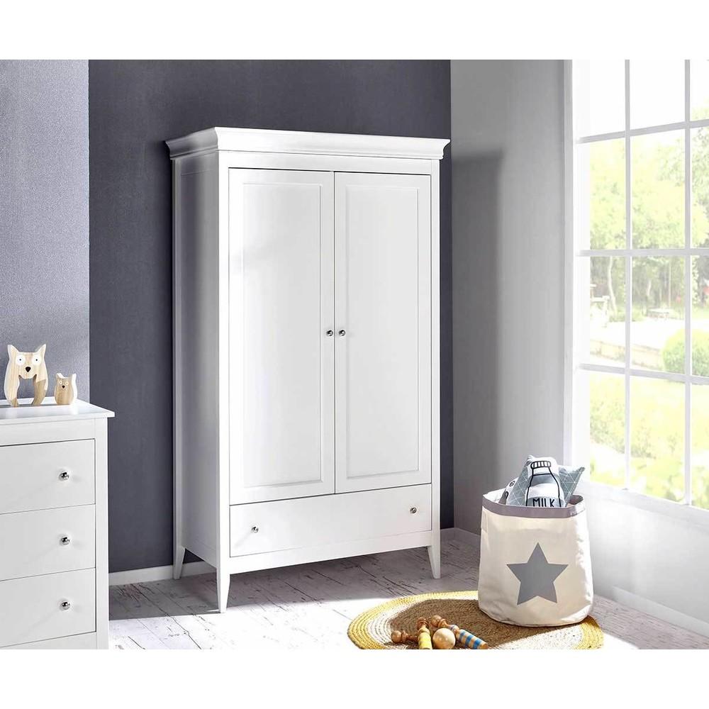 armoire enfant pas cher achat mobilier en promo. Black Bedroom Furniture Sets. Home Design Ideas