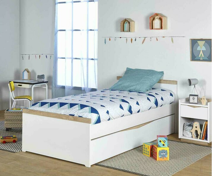 lit gigogne pour enfant ma chambre d 39 enfant. Black Bedroom Furniture Sets. Home Design Ideas
