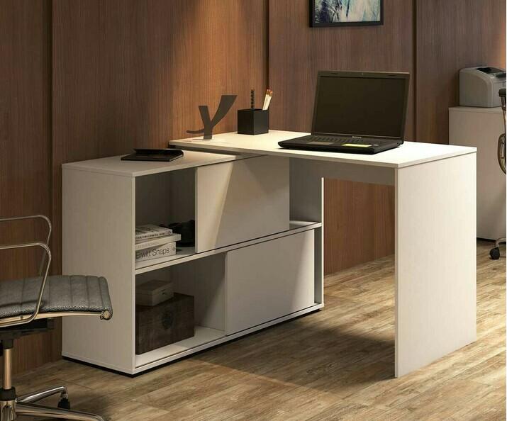 bureau enfant snow d 39 angle a configurer comme vous le. Black Bedroom Furniture Sets. Home Design Ideas