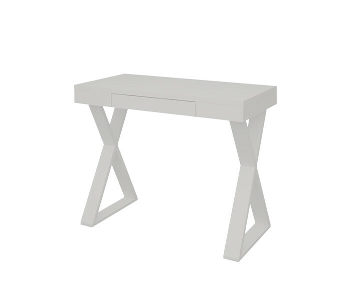 Bureau adulte blanc - Cross
