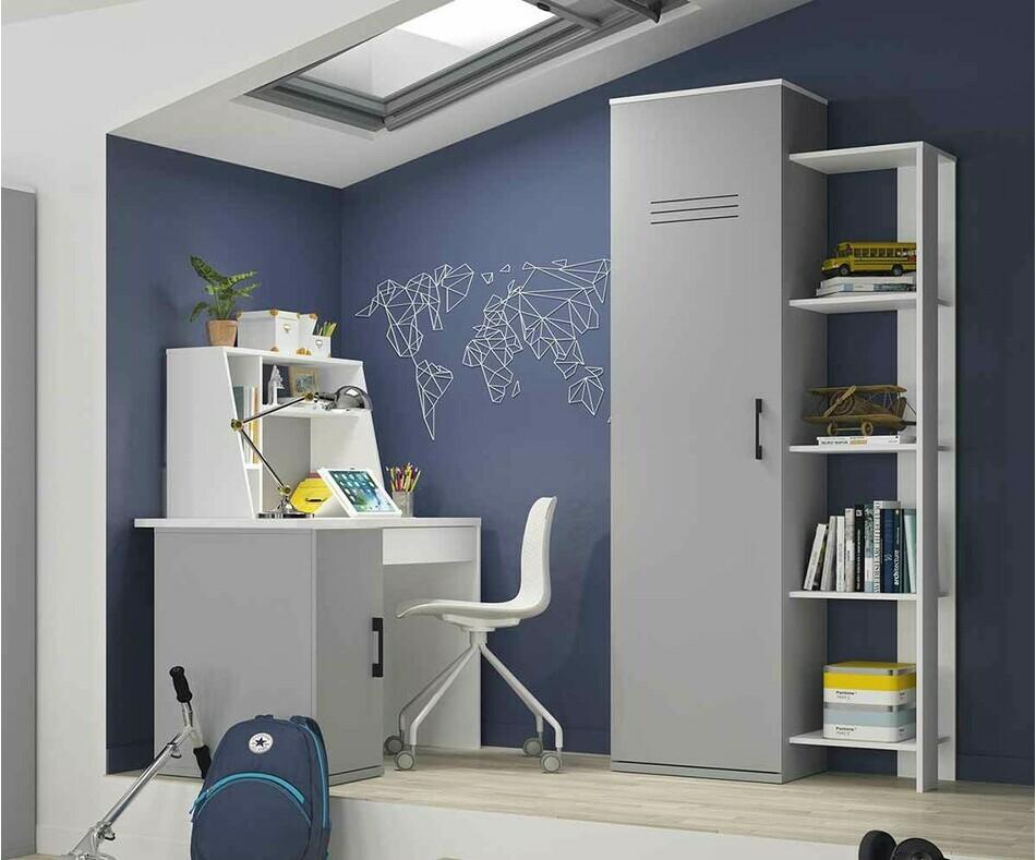 une biblioth que ado ezio pour un rangement suppl mentaire. Black Bedroom Furniture Sets. Home Design Ideas