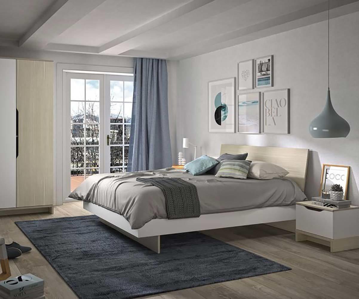 pack lit ado prim 2 places avec matelas et sommier. Black Bedroom Furniture Sets. Home Design Ideas