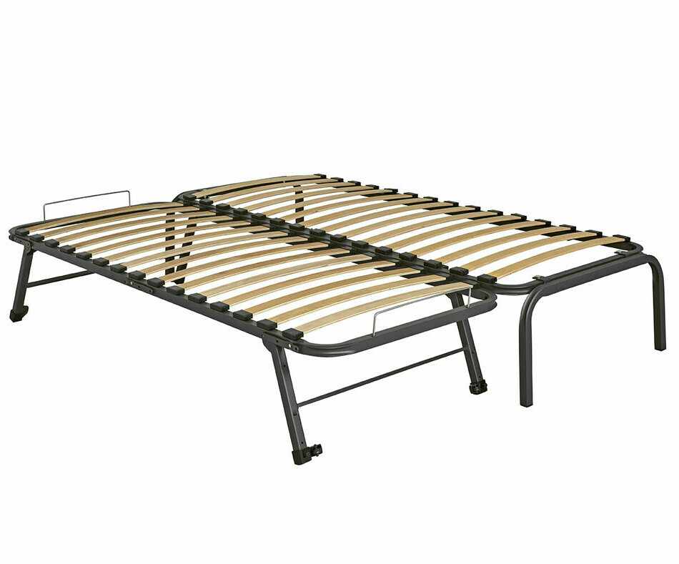 Pack sommiers gigogne pour adulte avec matelas - Sona