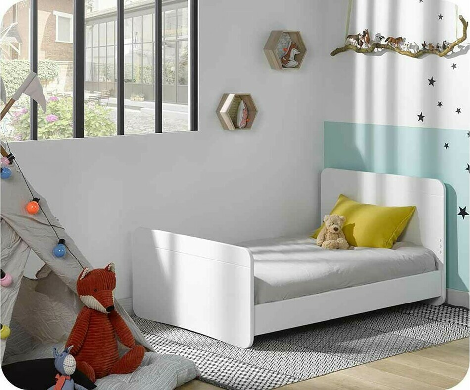 Lit enfant évolutif Willow couchage bas