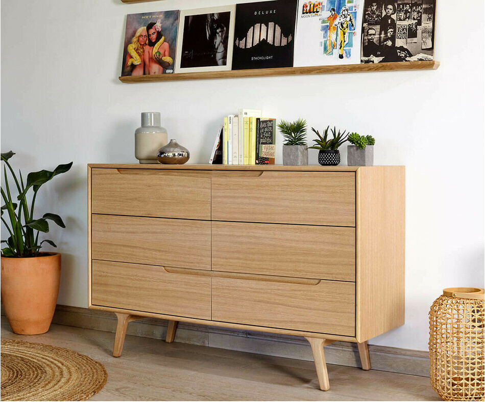 Commode ado style scandinave