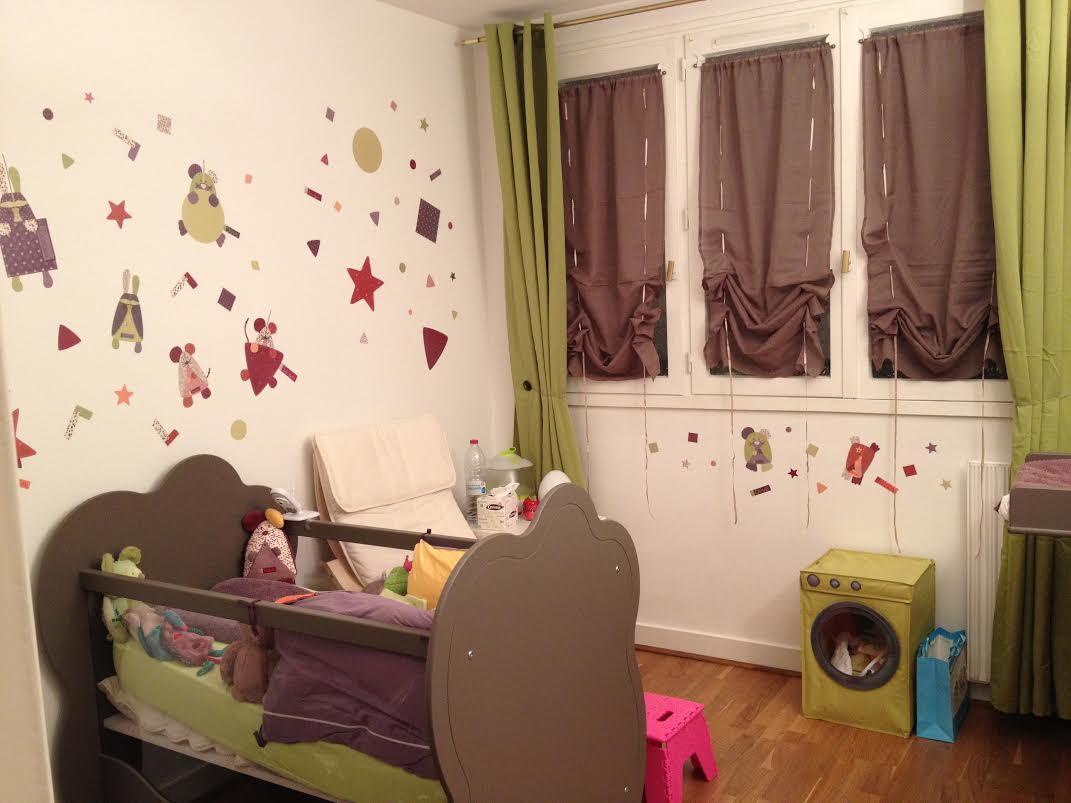 Découvrez la Chambre Bébé Complète Altéa Taupe en bois et plexi