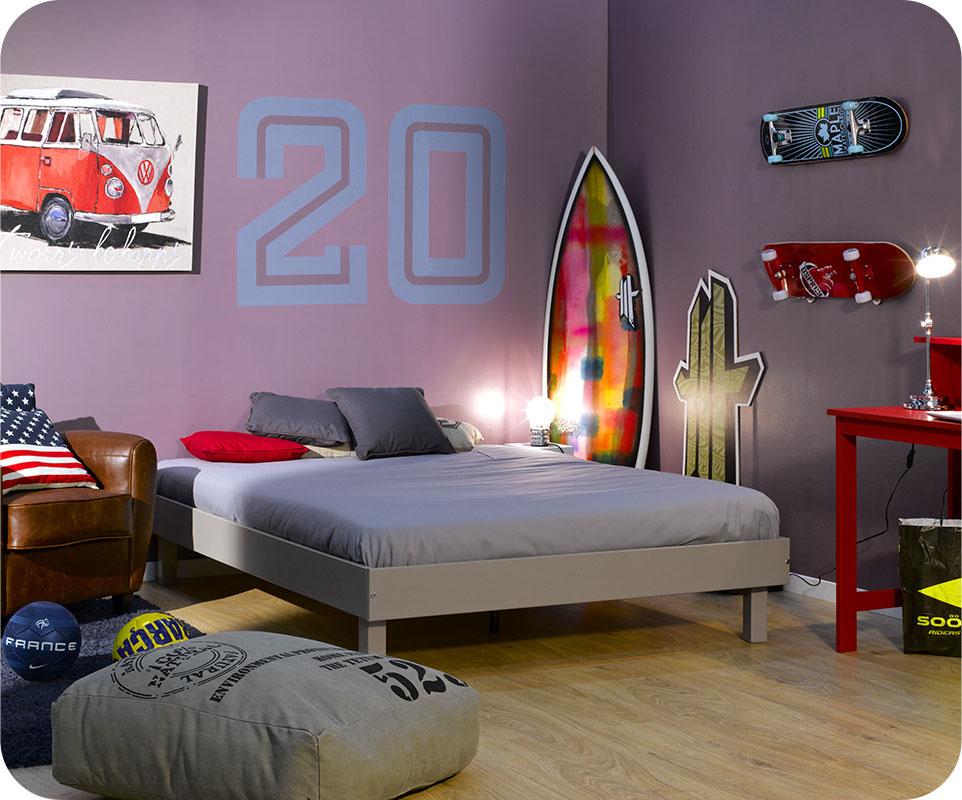 comment meubler une chambre ado d couvrez nos conseils. Black Bedroom Furniture Sets. Home Design Ideas